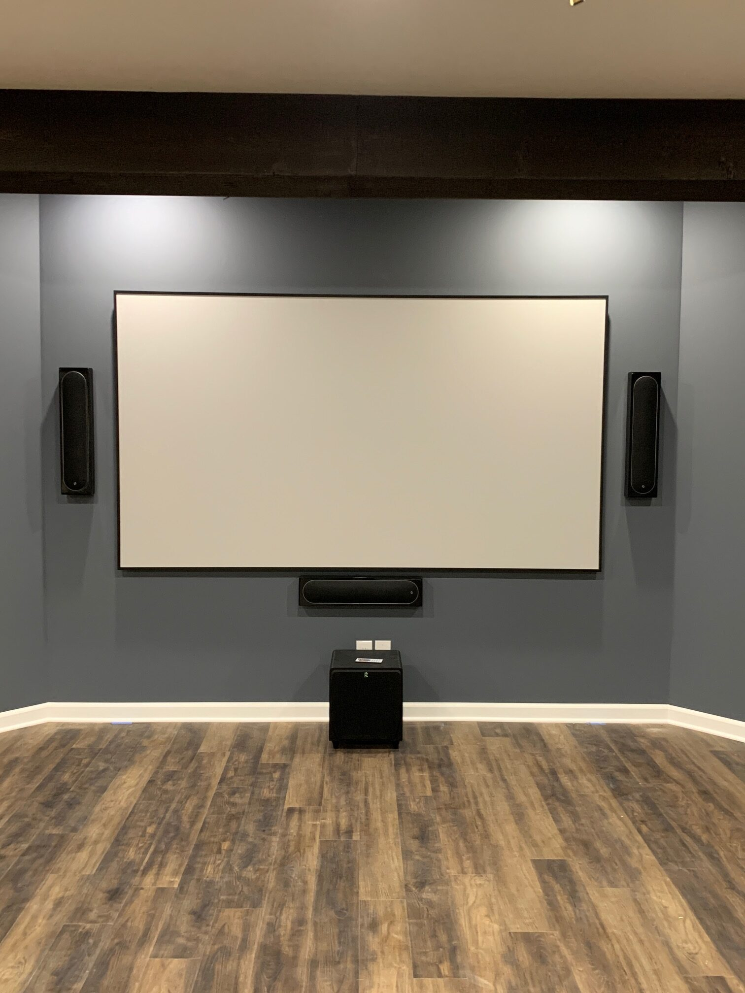 Home Theater Monitor Audio